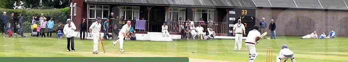 Match Report | Chew Magna Cricket Club |  Somerset | England | UK